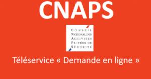 Télé-services CNAPS